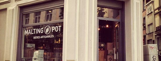 Malting Pot is one of Bruxelles.