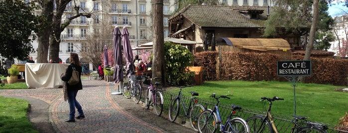 My Favorite Places In Geneva