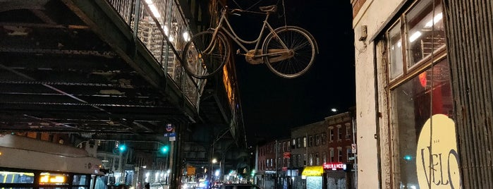 Bar Velo Brooklyn is one of NEW DORP//NEW YORK (part four).