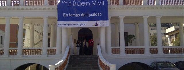 Centro De Convenciones Eugenio Espejo is one of Ecuador.