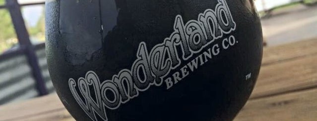 Wonderland Brewing is one of Colorado Breweries.