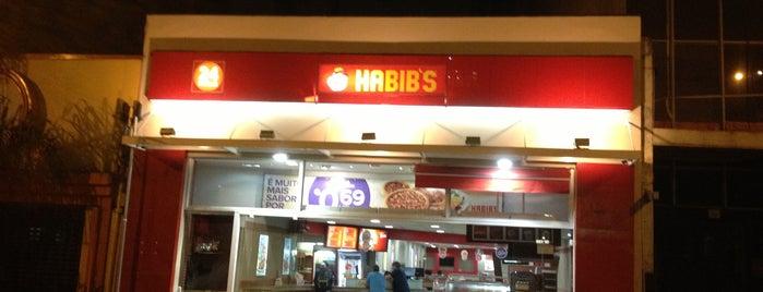 Habib's is one of Locais curtidos por Emerson.