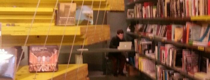 Van Alen Books is one of Best Independent Bookstores of NYC.