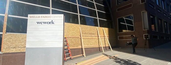 Wells Fargo Center is one of Spring Break Denver 2020.