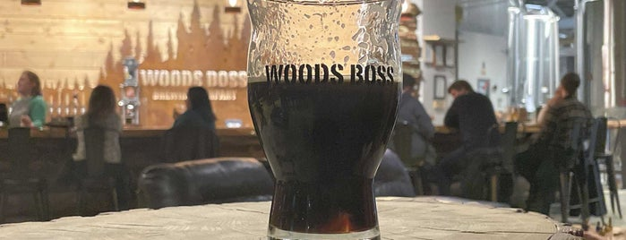 Woods Boss Brewing is one of Denver Trip.