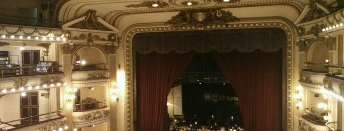 El Ateneo Grand Splendid is one of Buenos Aires Tour.