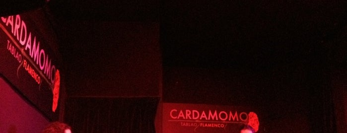 Cardamomo is one of Madrid Live Music (1/2).
