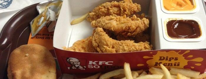 KFC is one of Posti che sono piaciuti a ⛵️surfer.