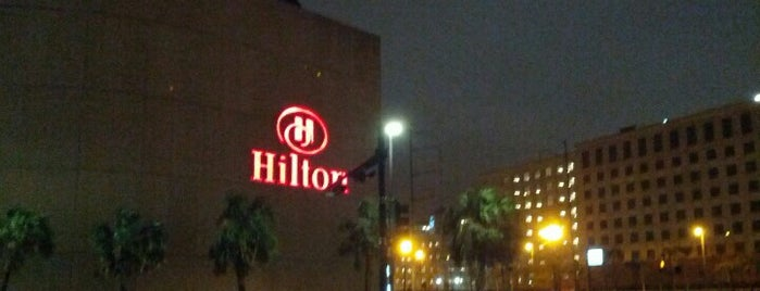 Hilton is one of SB '13.