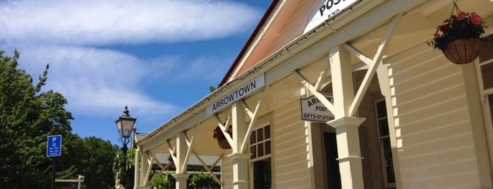 Arrowtown is one of Jas' favorite urban sites.