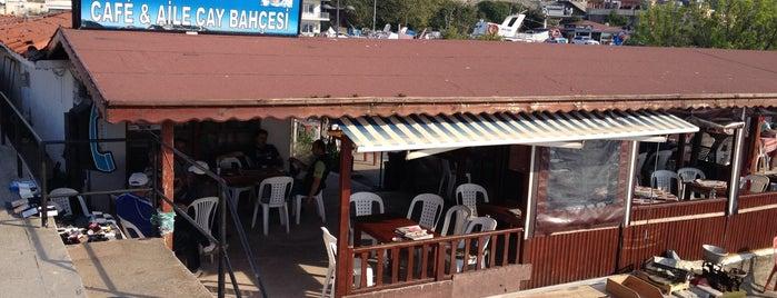 Rıhtım Çay Bahçesi is one of Orte, die Elmyra🐾 gefallen.