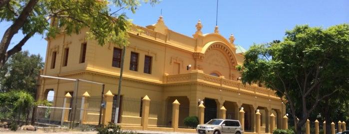 Estacion Antigua de Ferrocarril is one of Locais curtidos por GloPau.