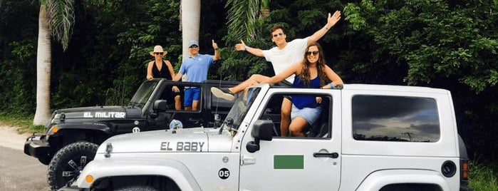 Jeep Riders Cozumel is one of Cozumel.