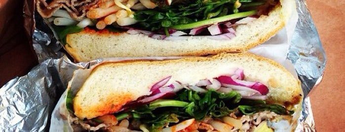 Sunny & Annie Gourmet Deli is one of NYC Sandwiches.