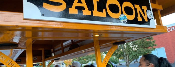 Cycle Saloon is one of Helen's want-to-go list.