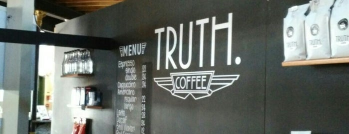 Truth Coffee is one of coffeehouse treasure map.
