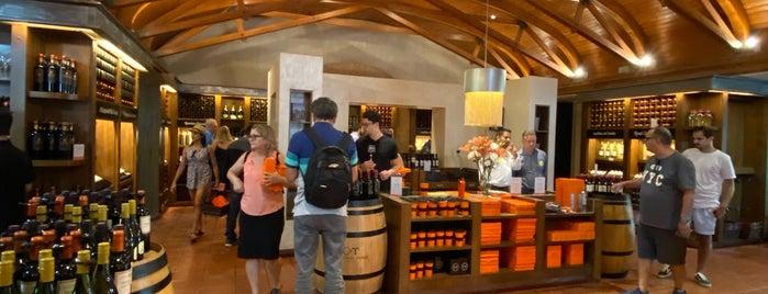 Wine Shop is one of Santiago.