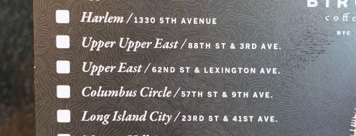 Birch Coffee is one of Espresso - Manhattan >= 23rd.