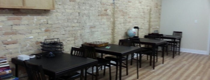 Hacker Studios is one of Coworking Spaces (Ontario).