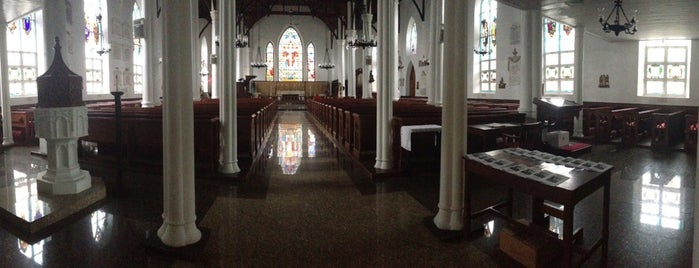 Christ Church Cathedral is one of Nassau Club Trip.