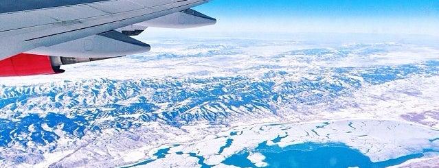 30,000 feet up in the air is one of LostinSummer.com'un Beğendiği Mekanlar.