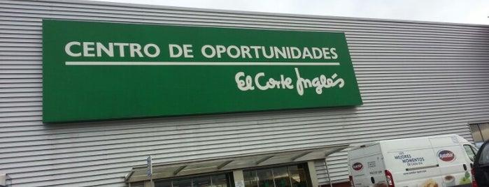 Centro de Oportunidades (El Corte Inglés) is one of Para hacer check-in.