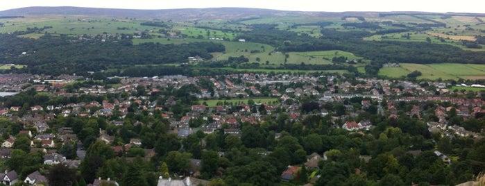 Ilkley Moor is one of Dog Walking Spots in Yorkshire.