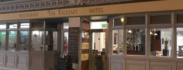 The Falstaff is one of UK.