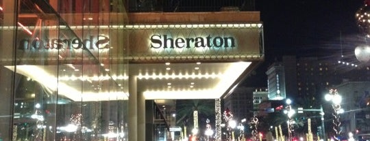 Sheraton New Orleans Hotel is one of Adamさんの保存済みスポット.