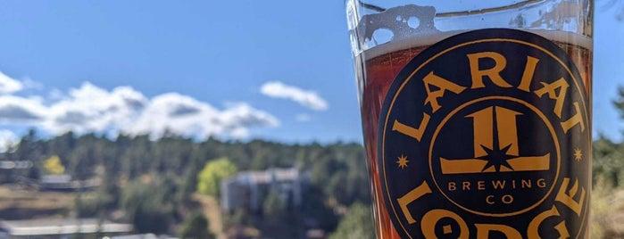 Lariat Lodge Brewing is one of Posti che sono piaciuti a Khem.