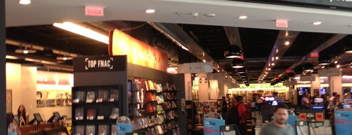 Fnac is one of Livrarias.