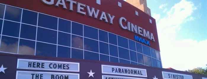 Regal Gateway & IMAX is one of Favorites.