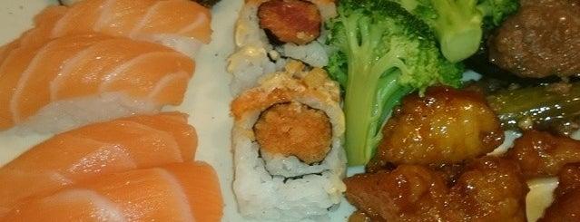 Miami Asian/Sushi