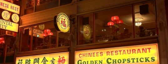 Golden Chopsticks is one of New Amsterdam.