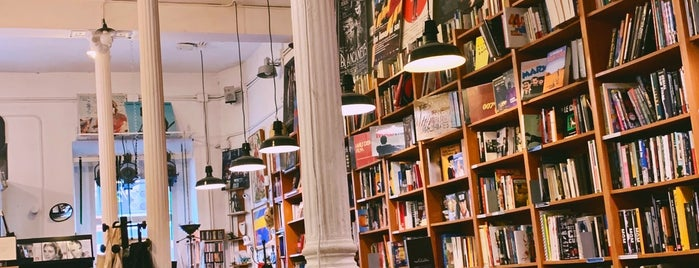 Ocho y Medio Librería is one of Agusさんのお気に入りスポット.