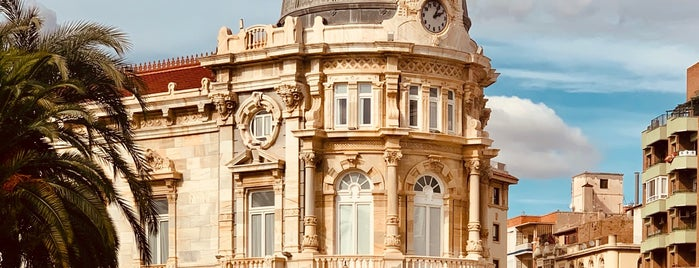 Puerto de Cartagena is one of Agus 님이 좋아한 장소.