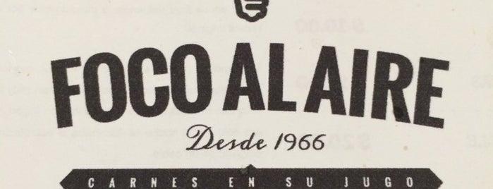 Foco Al Aire is one of Sabores Gdl.