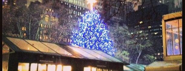 ブライアントパーク is one of New York, New York.