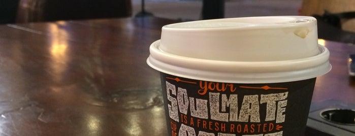 Soulmate Coffee & Bakery is one of Fadik 님이 좋아한 장소.