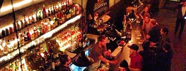 Passenger Bar is one of NY Mag Where to Drink Now 2013.