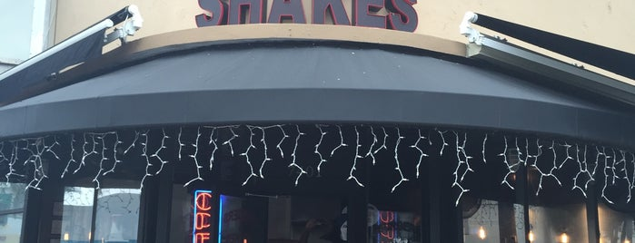 Burgers & Shakes is one of GEORGE'S MIAMI.