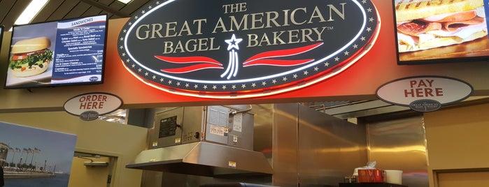 The Great American Bagel Bakery is one of Clayton 님이 좋아한 장소.