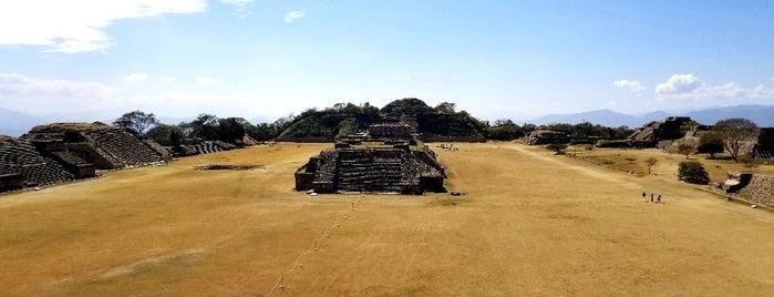 Museo de Sitio Monte Alban -  Oaxaca is one of World Ancient Aliens.