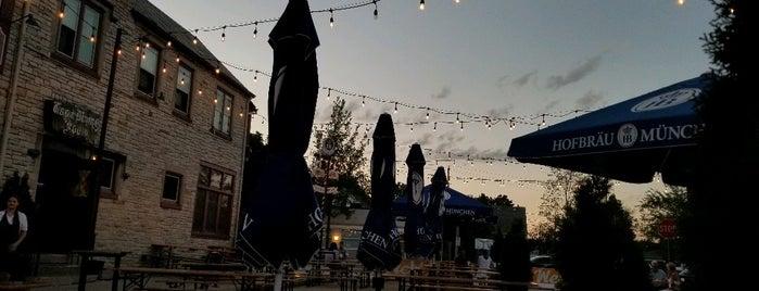Kegel's Beer Garden is one of Rob'un Beğendiği Mekanlar.