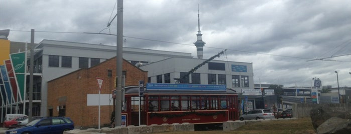 Auckland Dockline Tram is one of NZ to go.