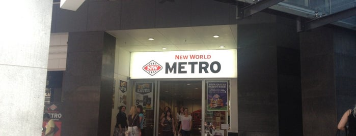 New World Metro is one of Lieux qui ont plu à Andrii.