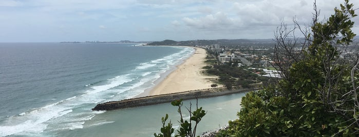 Burleigh Head National Park is one of [todo] Gold Coast.
