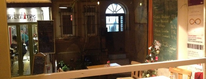 Gri Kafe is one of beyoglu.