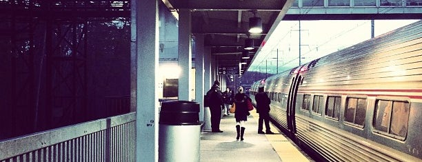 BWI Amtrak/MARC Rail Station (BWI) is one of Places of life.