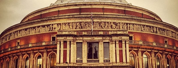 Royal Albert Hall is one of Inglaterra.